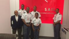 West Point cadets visit SAIL